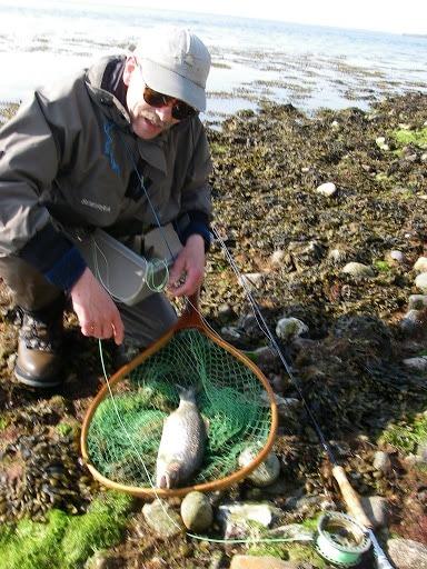 Havørredfiskeri på fyn Jens Staal