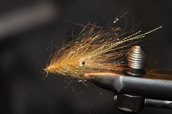STF Reje til kystfiskeri med flue rejeflue