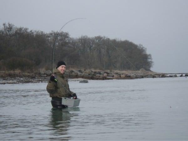 Jesper Lindquist andersen Go fishing med Havørred