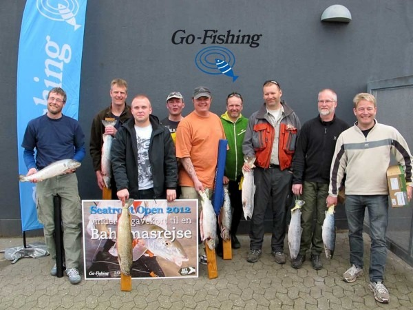 Seatrout Open fiskekonkurrence