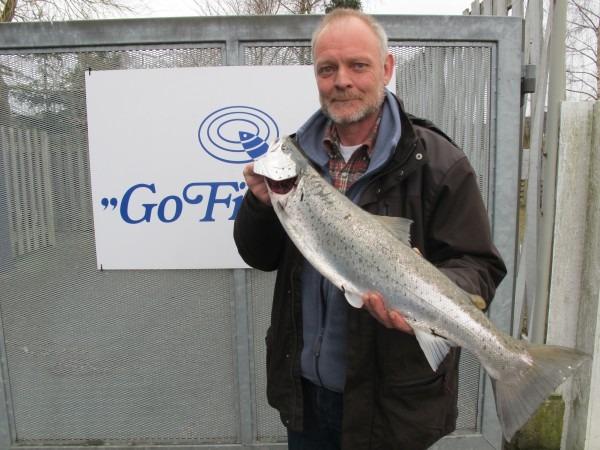 go fishing fiskekonkurrence seatrout open Finn Larsen 65,5 cm 3,05 kg