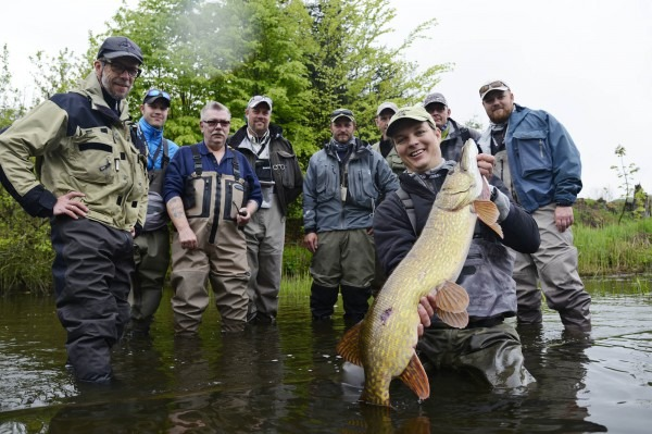 fiskekursus, geddekursus, geddeflue kursus,