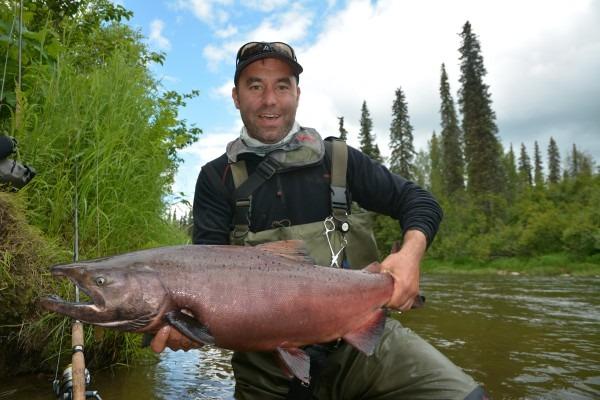 alaska fiskerejse floattrip kongelaks
