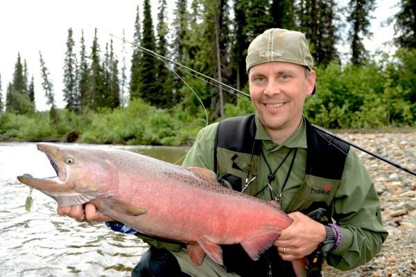 alaska fiskerejse talachulitna
