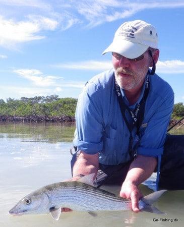 Cayo Cruze - Go-Fishing.dk