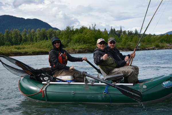fiskerejse floattrip laksefiskeri