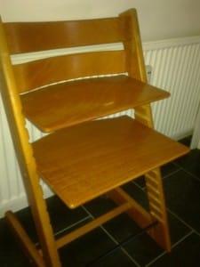 Chefens stol...?
