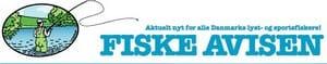 Til Fiskeavisen skrev jeg de første af mange artikler om kystfluefiskeri..