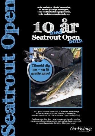 Seatrout Open skabte Søren Eich og jeg i selskab med en flaske Amarone en sen nattetime i 2002