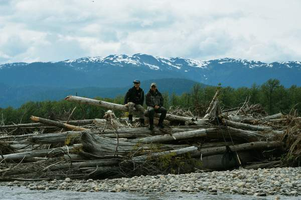 chinook fishing, kongelaksefiskeri fiskerejse Alaska Canada