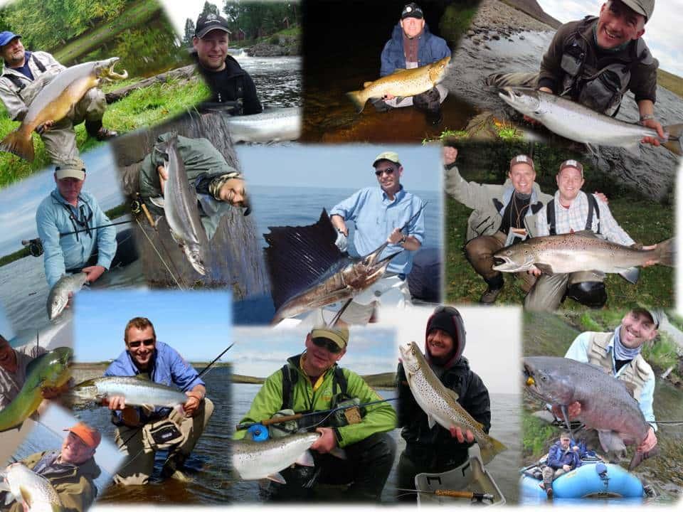 fiskerejser go fishing getaway tours, B.C. Canada Alaska laksefiskeri
