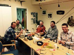 Go Fishings Kursus Lokale i Odense