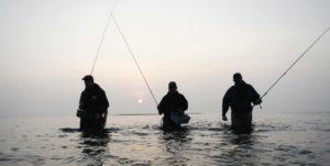 guidet fisketur med fiskeguide